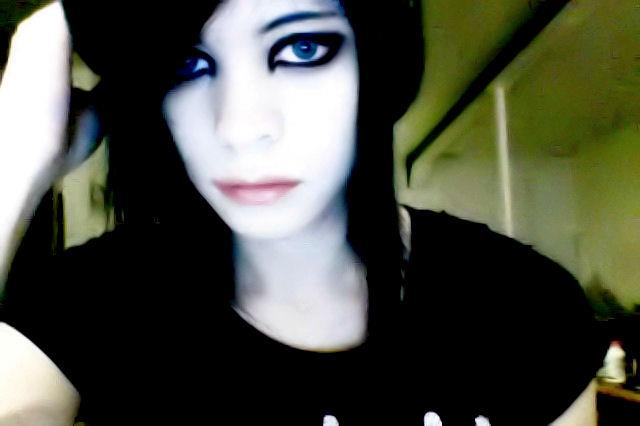 twink red Emo roxy