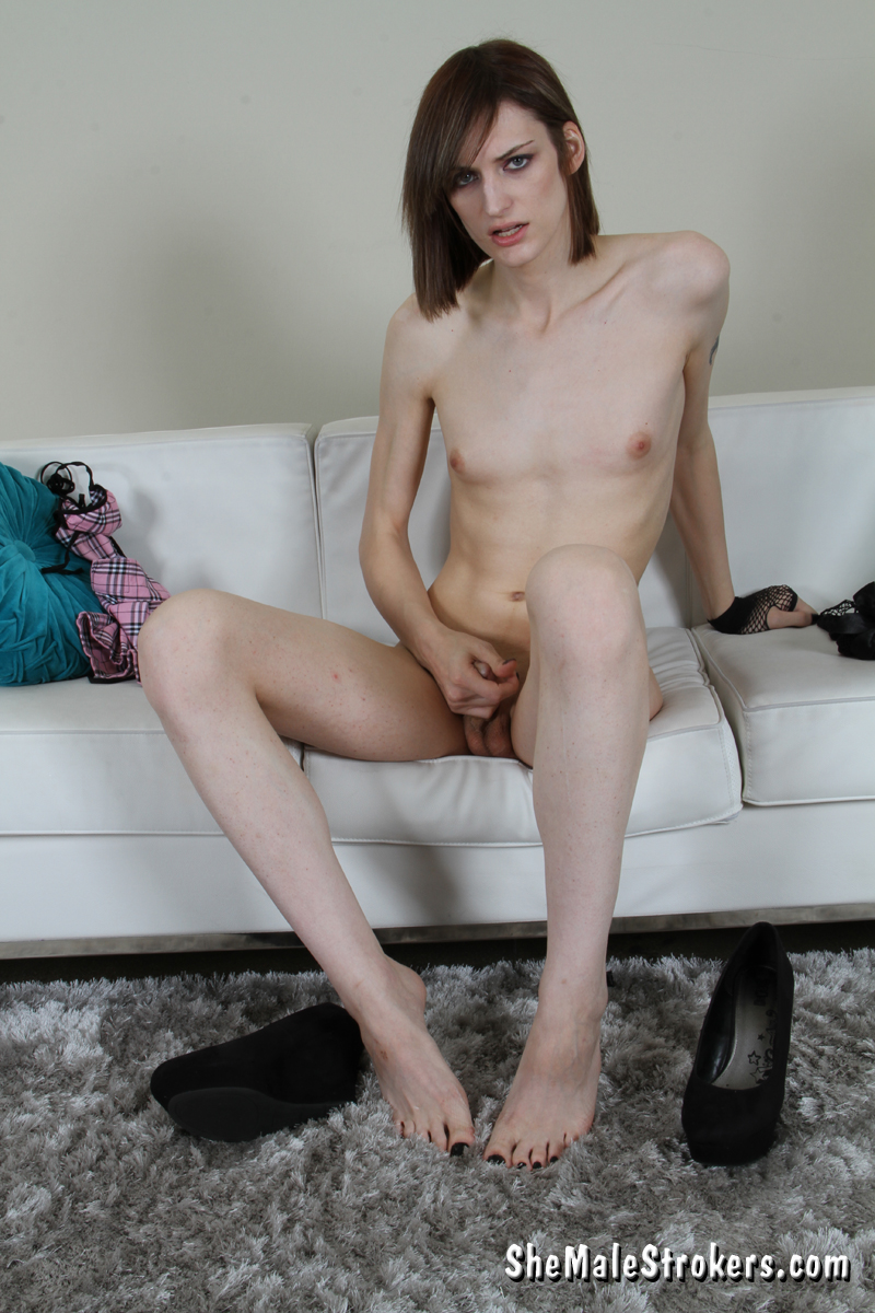 beautiful shemale strokers - Of course, the naughty part of her 22 minute movie that comes with 100  hi-res photos is awesome, too! Watch birdmountain on Shemale Strokers.