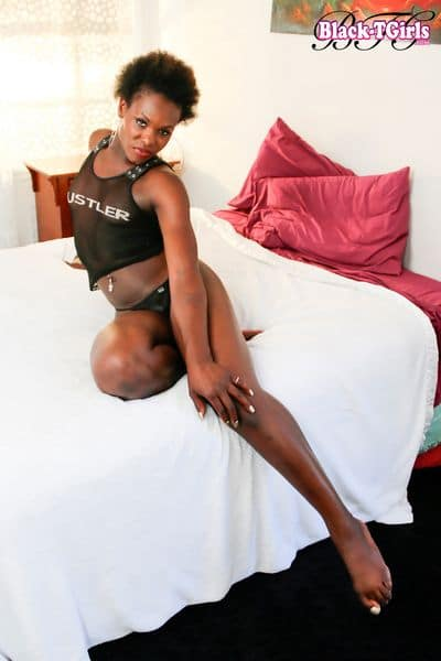 Watch the Free Video Trailers on Black-TGirls.com