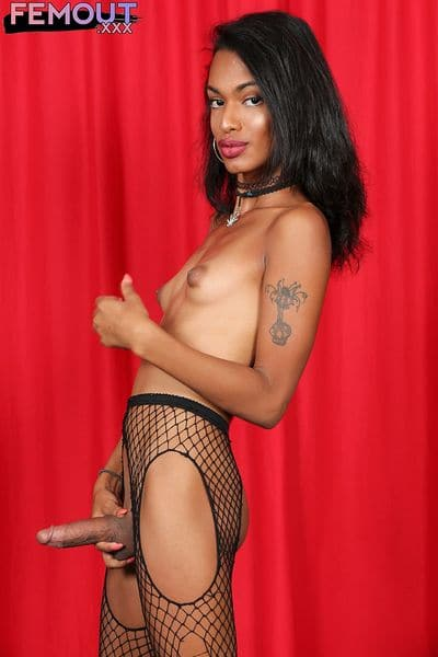 You can watch Neena's Free Trailer on Femout.XXX